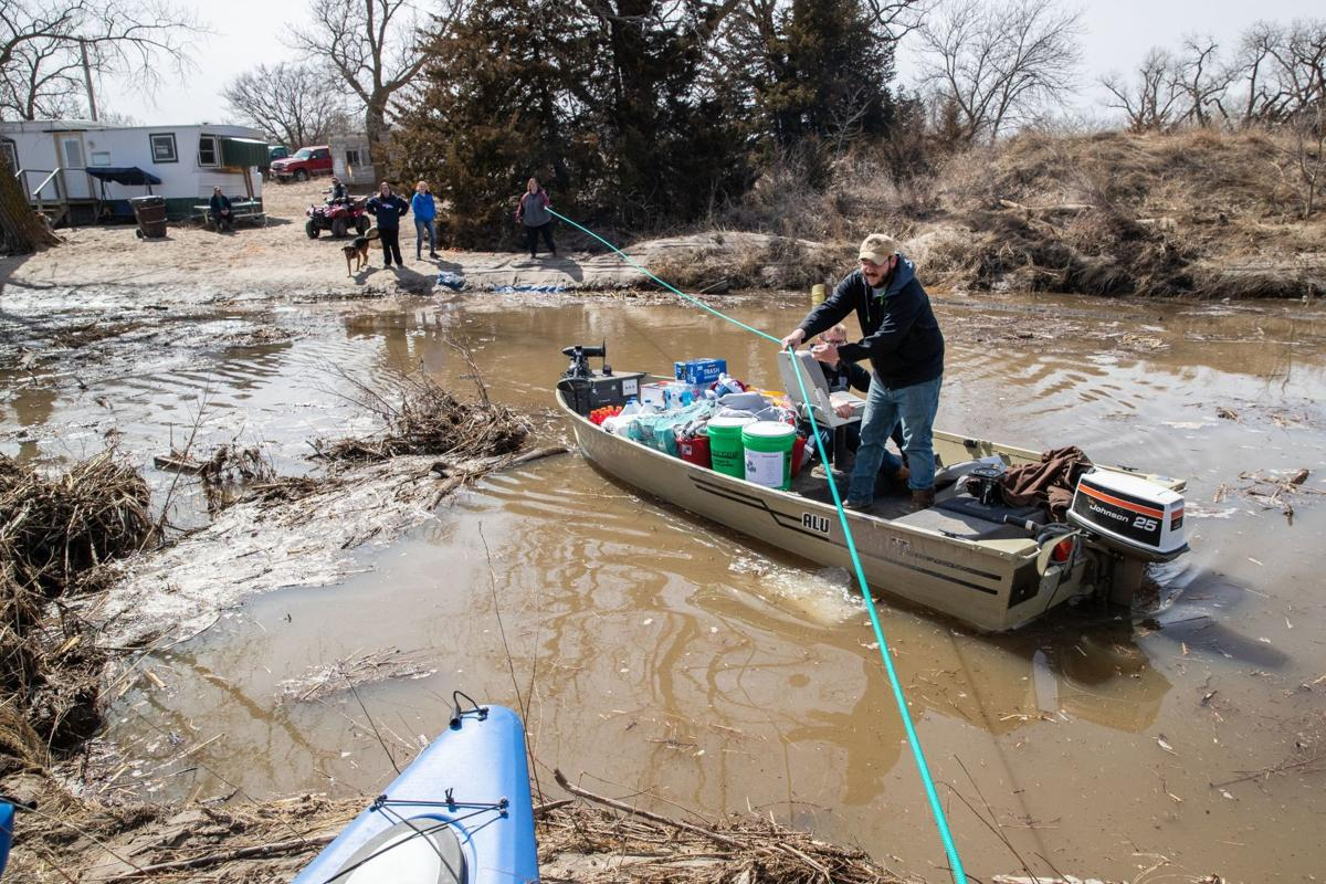 28730fb76bb 'The water came up pretty fast': Extent of damage from widespread flooding  starts to emerge | Nebraska | omaha.com