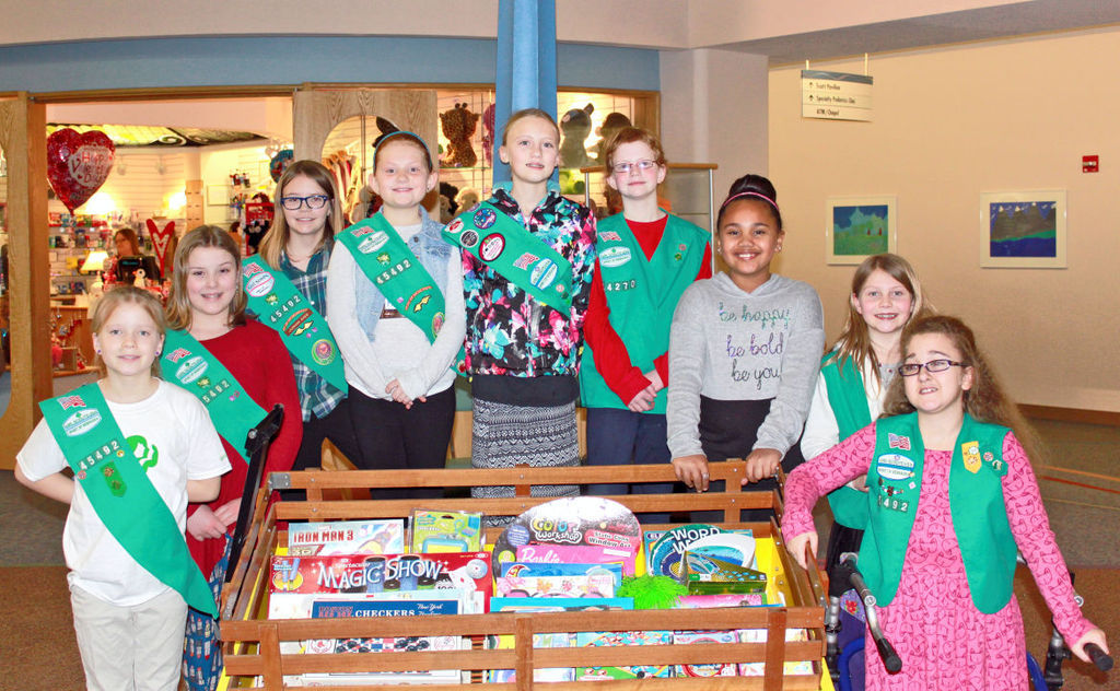 Ralston Girl Scout Troop 45492
