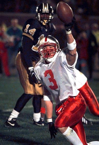 Shatel  Nebraska s 1997 national championship team far more than a lucky  bounce to Matt Davison 23123f399