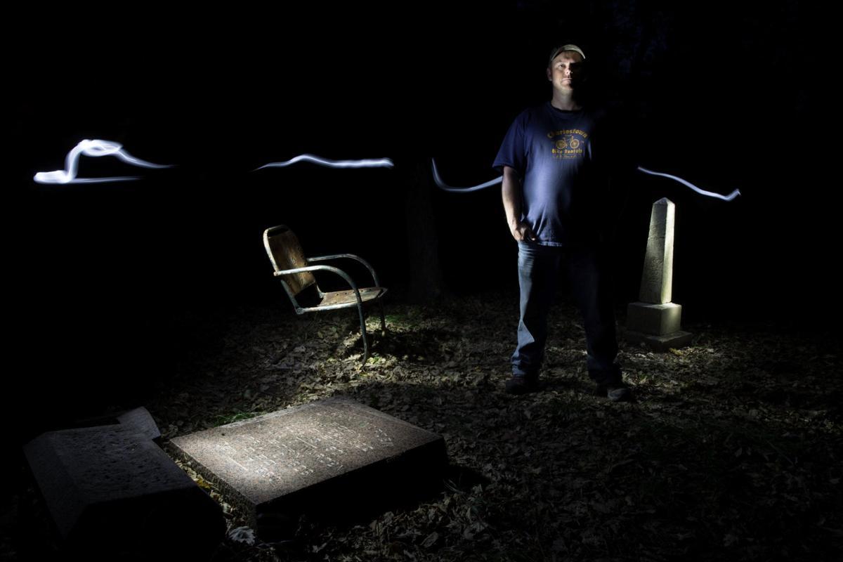 Spooky stories of glowing eyes, phantom screams surround