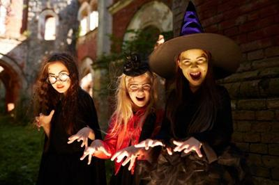 Some theme parks are still offering Halloween events that include seasonal food and activities, but with new COVID-19 safety measures in mind.