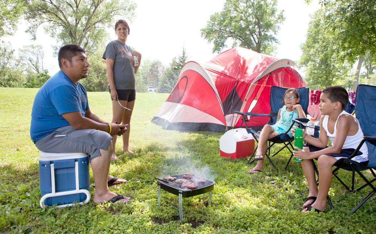Upgrades to Lake McConaughy campgrounds are first focus of