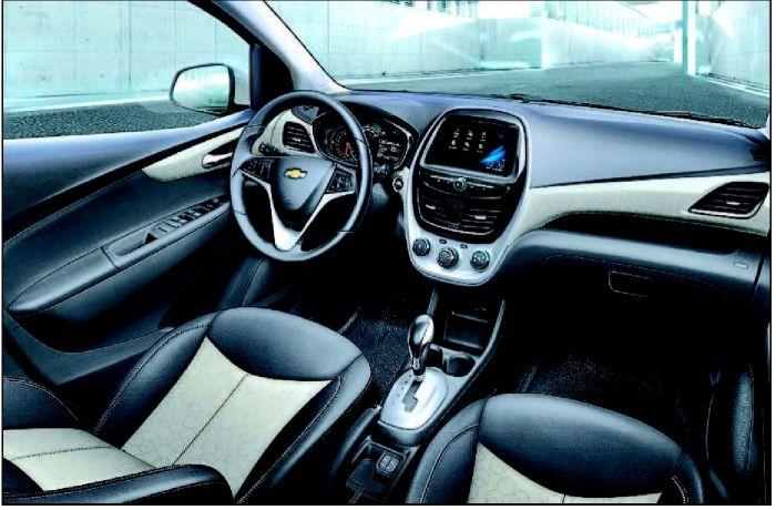 2016 CHEVROLET SPARK SPRIGHTLY SIPPER