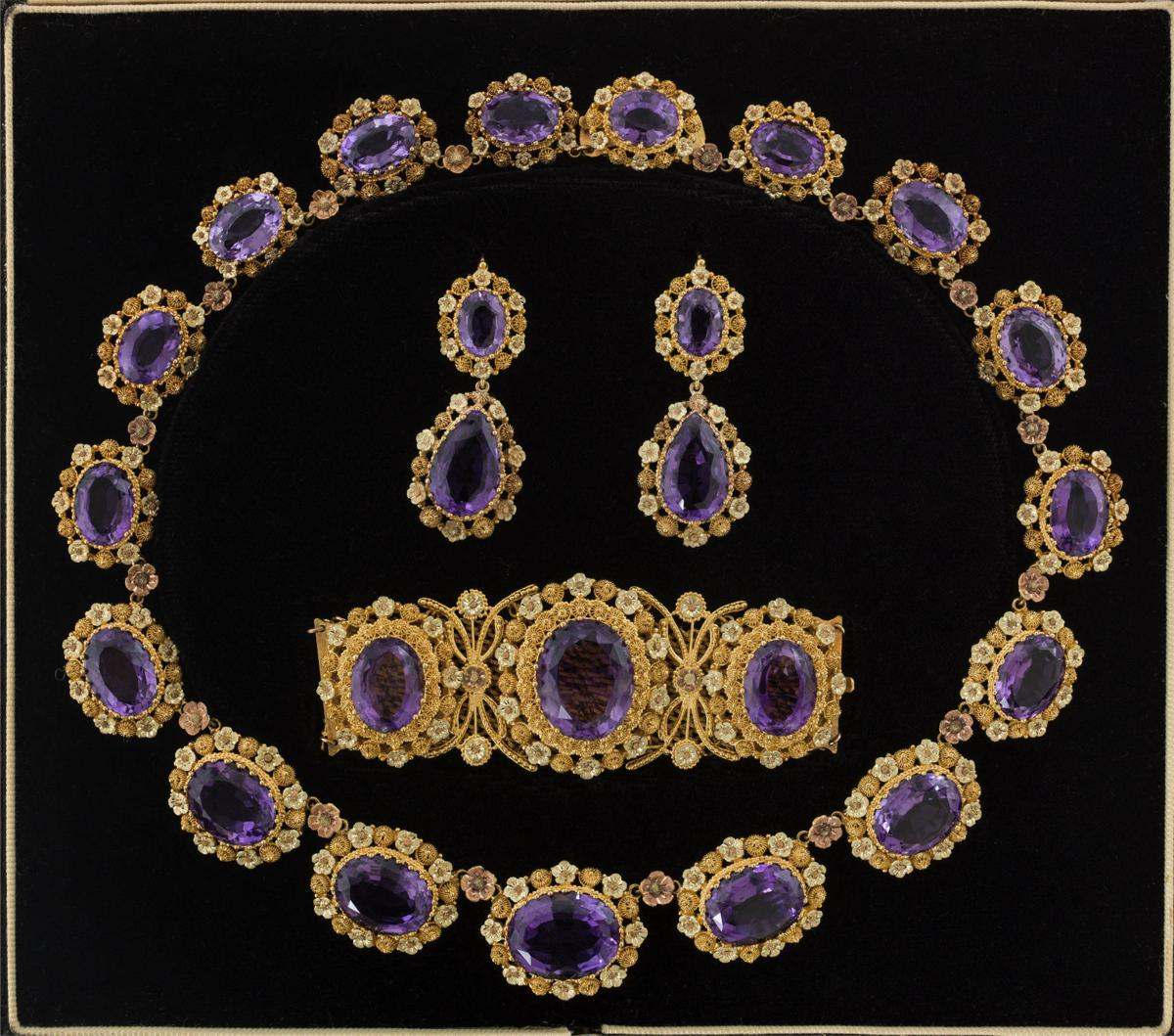 French Jewelry from the Petit Palais, Paris