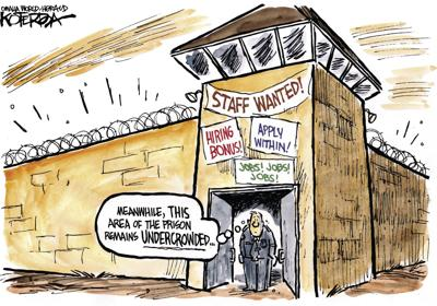 Jeff Koterba's latest cartoon: Now hiring