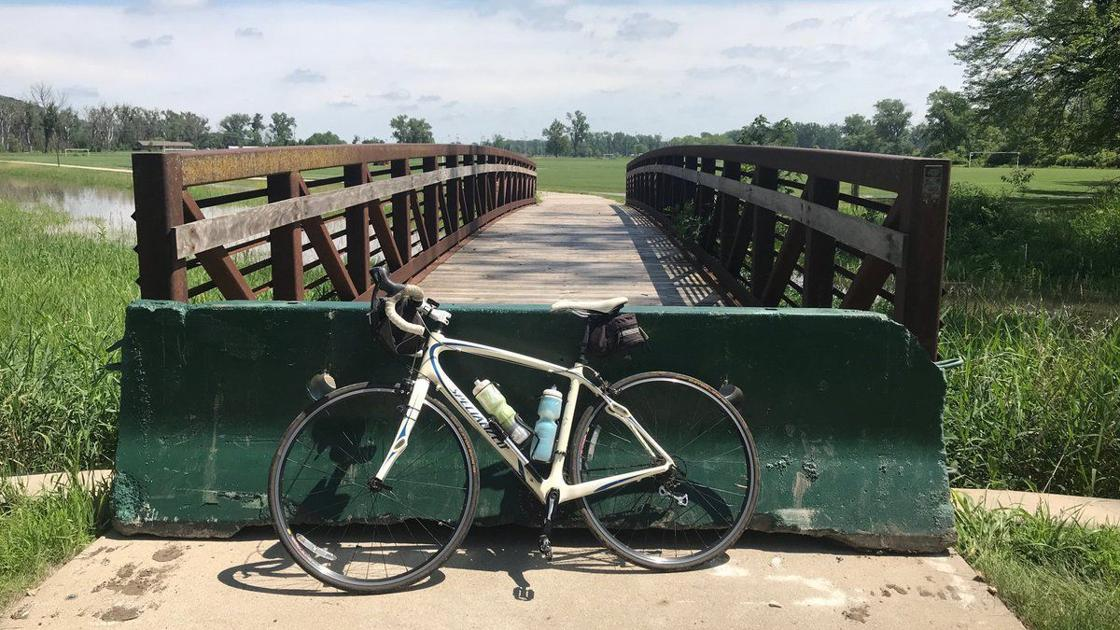 A bike highway: North Omaha Trail would connect key points for bicyclists, walkers