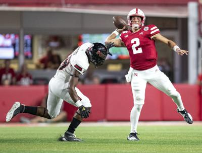 Husker notes: Illinois boasts a disruptive pass rush; Adrian Martinez has improved each game