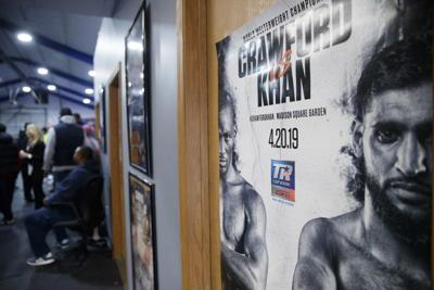 How to order the Bud Crawford-Amir Khan fight on pay-per-view