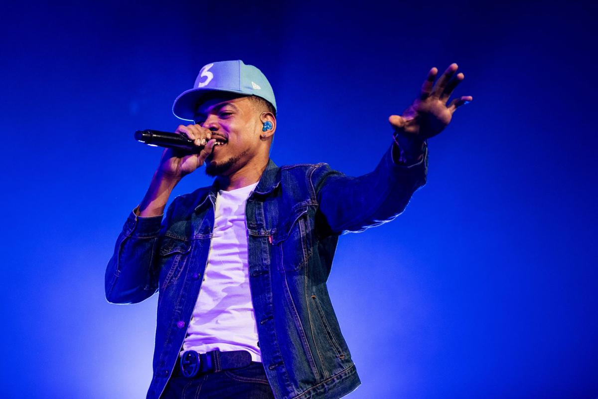 The coloring book chance the rapper tour - Chance The Rapper