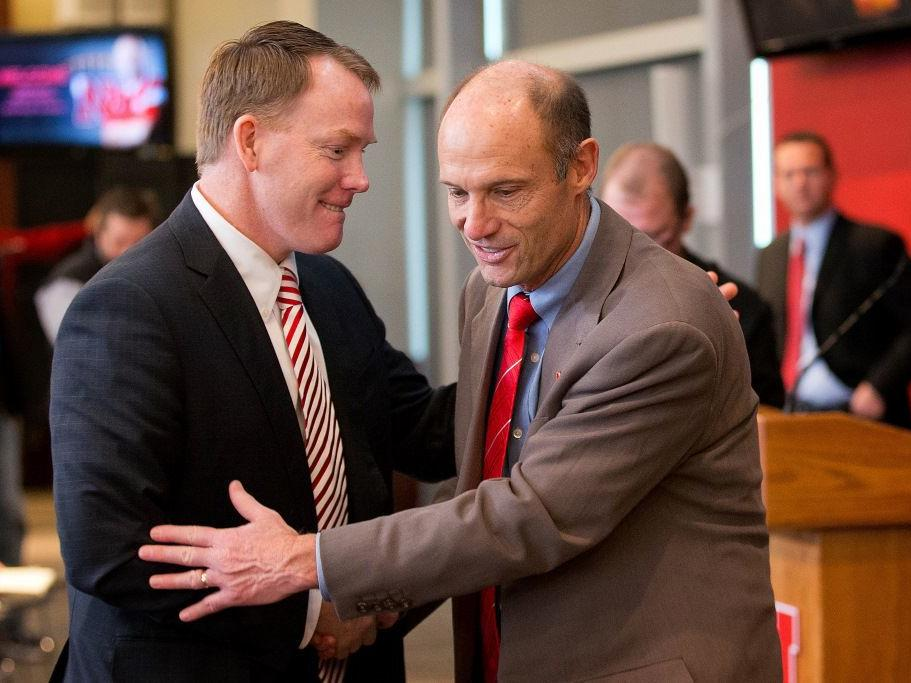 Nebraska paid Mike Riley, Shawn Eichorst lump sums of nearly $7 million combined to clear them off payroll