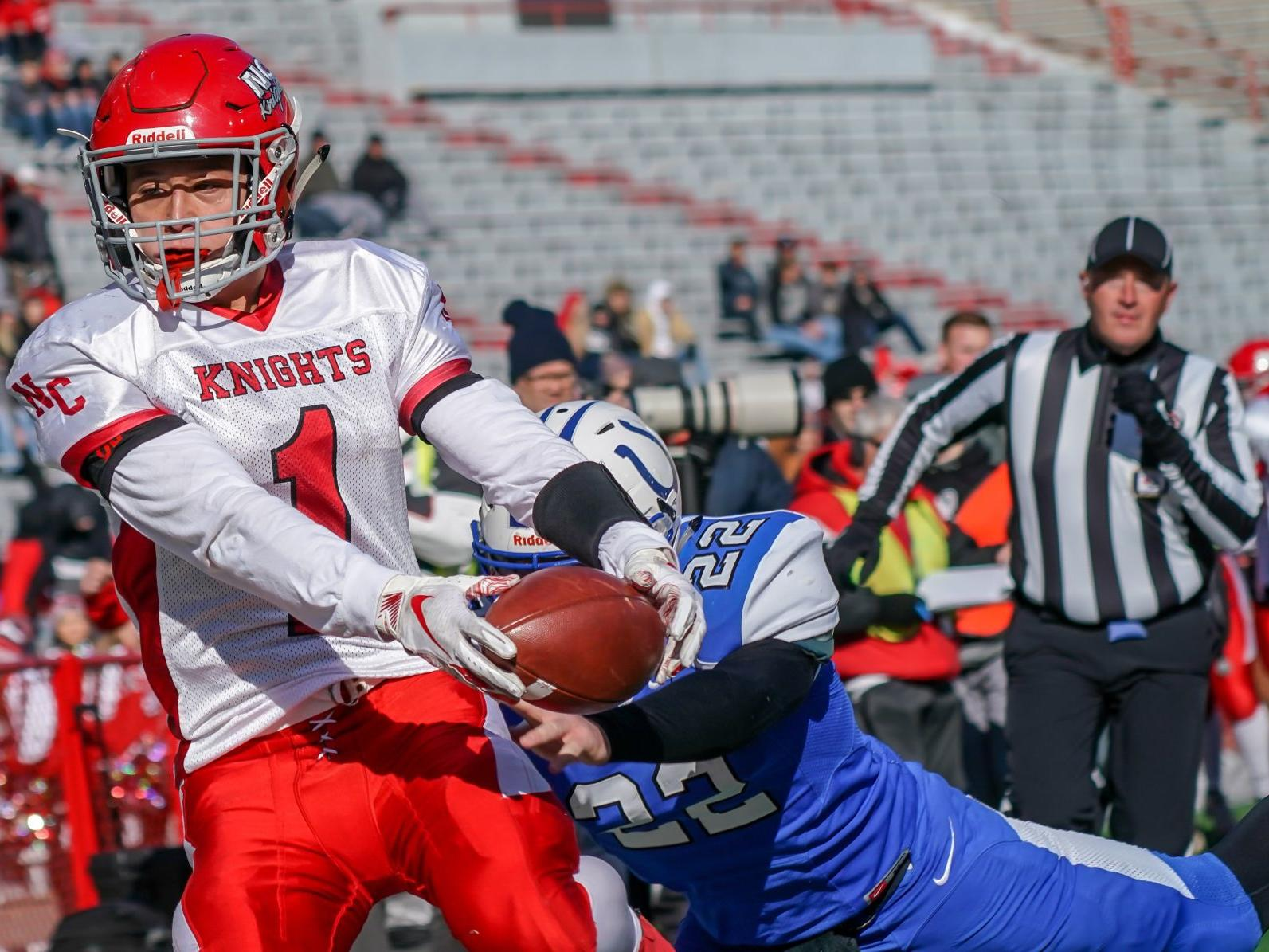 All-Class football selections: Dylan Kautz sprints onto all-state team one more time