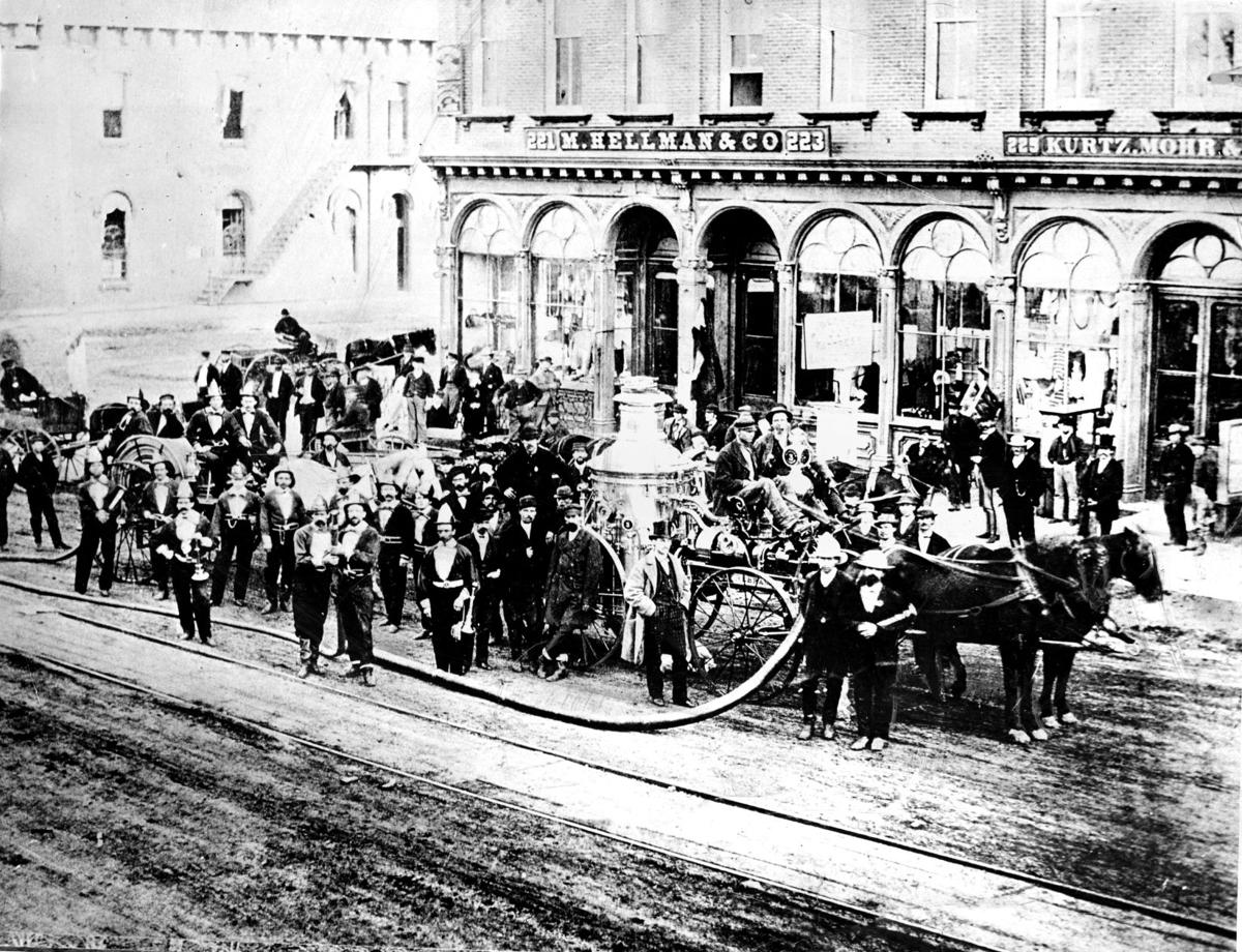 The Pioneer Hook and Ladder Company