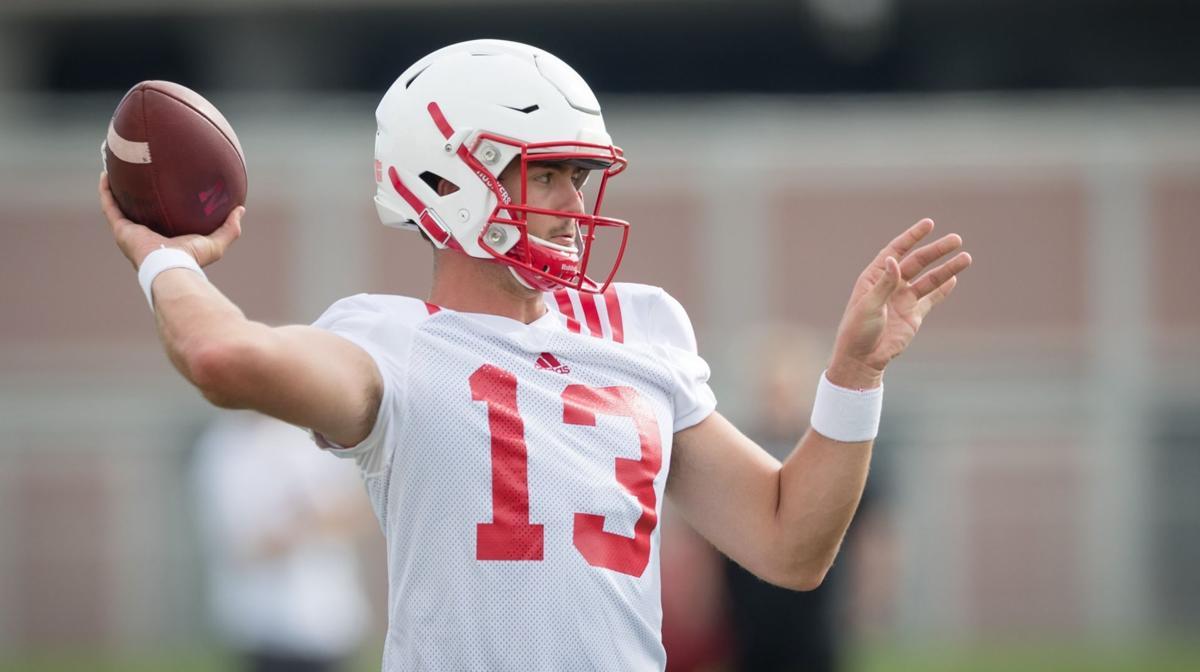 Tanner Lee | Nebraska Cornhusker Football | 2017 | Big Red Today | Big Ten Conference