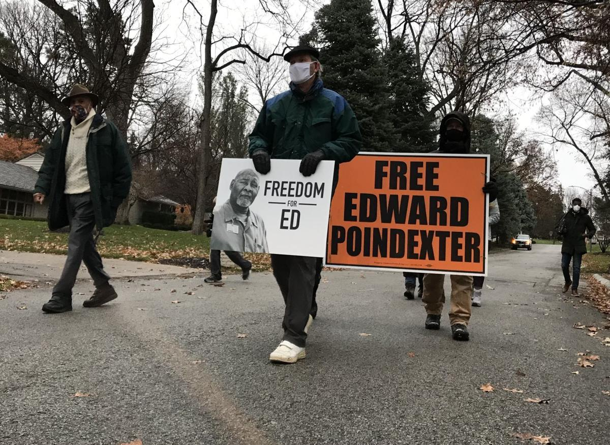 March for Ed Poindexter's release