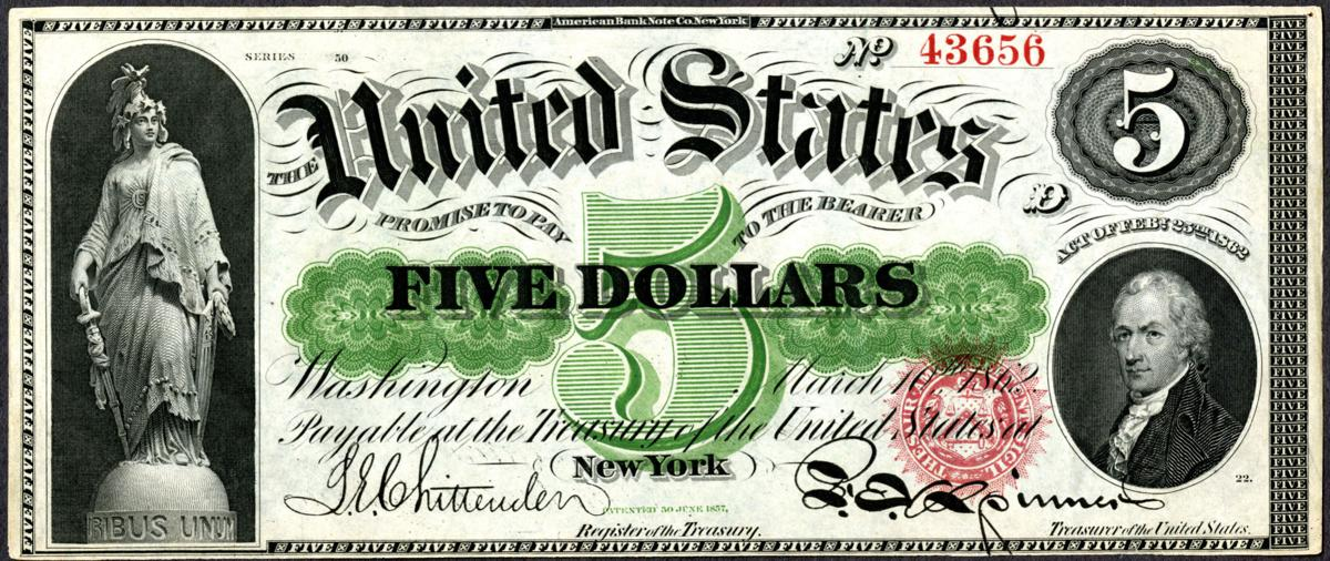 The birth of the U.S. dollar, in 1792, has a rich history