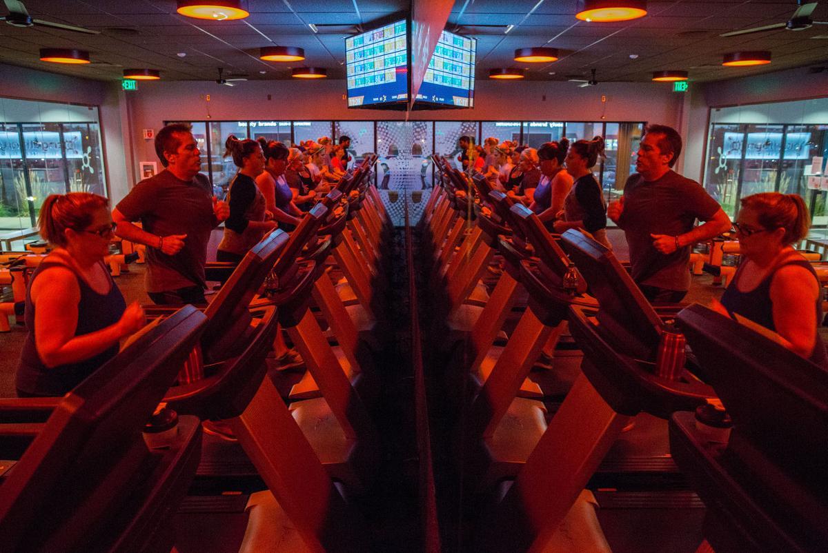 Orangetheory class workout