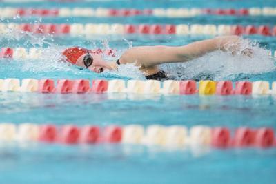 Stormin' Antlers' Sydney Cole and Lauren Mayo look to build off breakthrough Metro swim meet