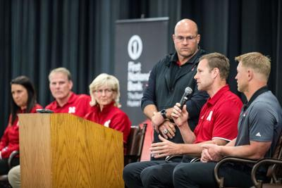 Husker basketball coach Fred Hoiberg will spend summer getting to know his team