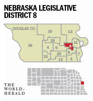 Nebraska Legislature District 8