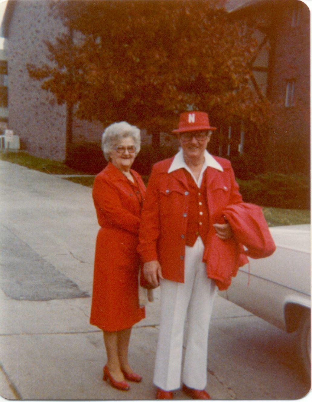 Aaron Sears' grandpa