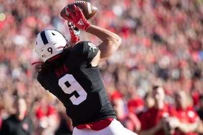 Husker receivers small in numbers and stature, which makes the going tough in red zone