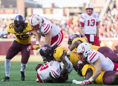 It's all downhill for Nebraska offense after failed fourth and one