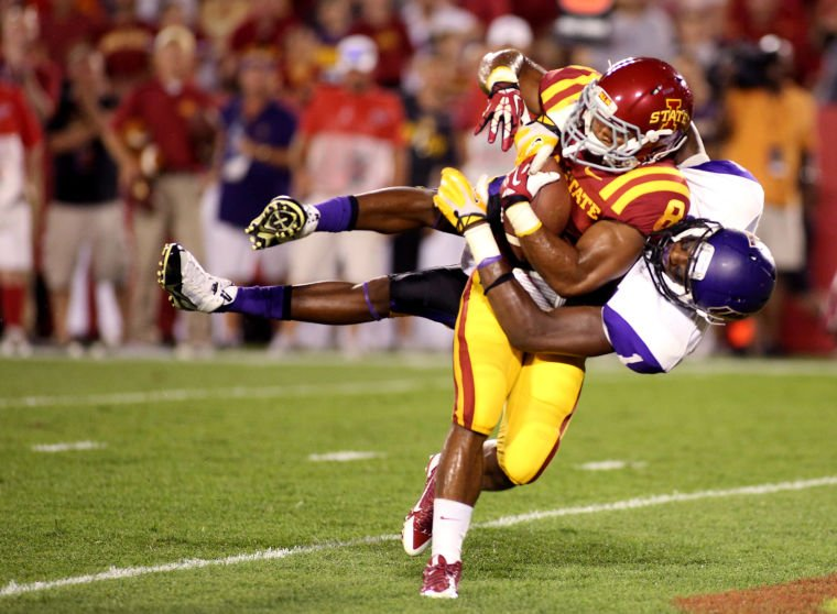 Cyclones blown away by Johnson