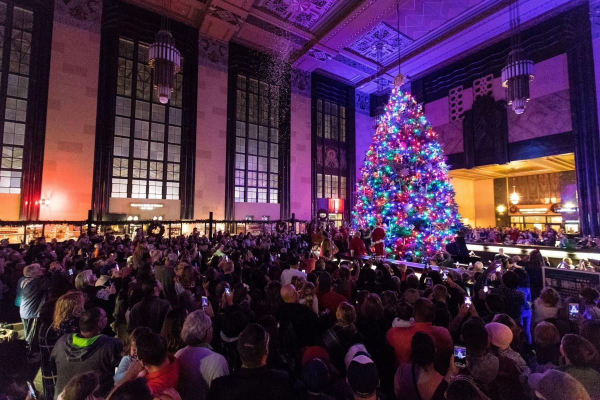 Have some holiday fun at Christmas at Union Station