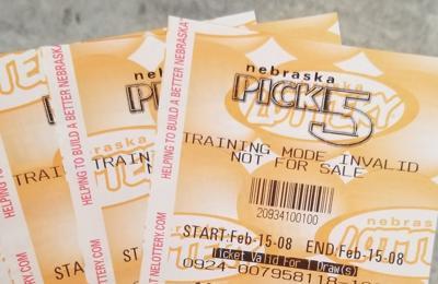 Lottery Pick 5 (copy)