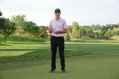 Kristoffer Ventura wins Pinnacle Bank Championship