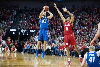 Sluggish start too much for Bluejays to overcome against rival Huskers