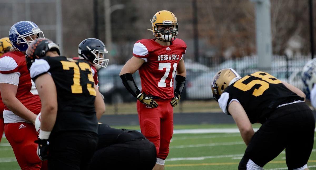 Kearney Catholic lineman Eli Richter prepared to bring 'football savvy' to Nebraska