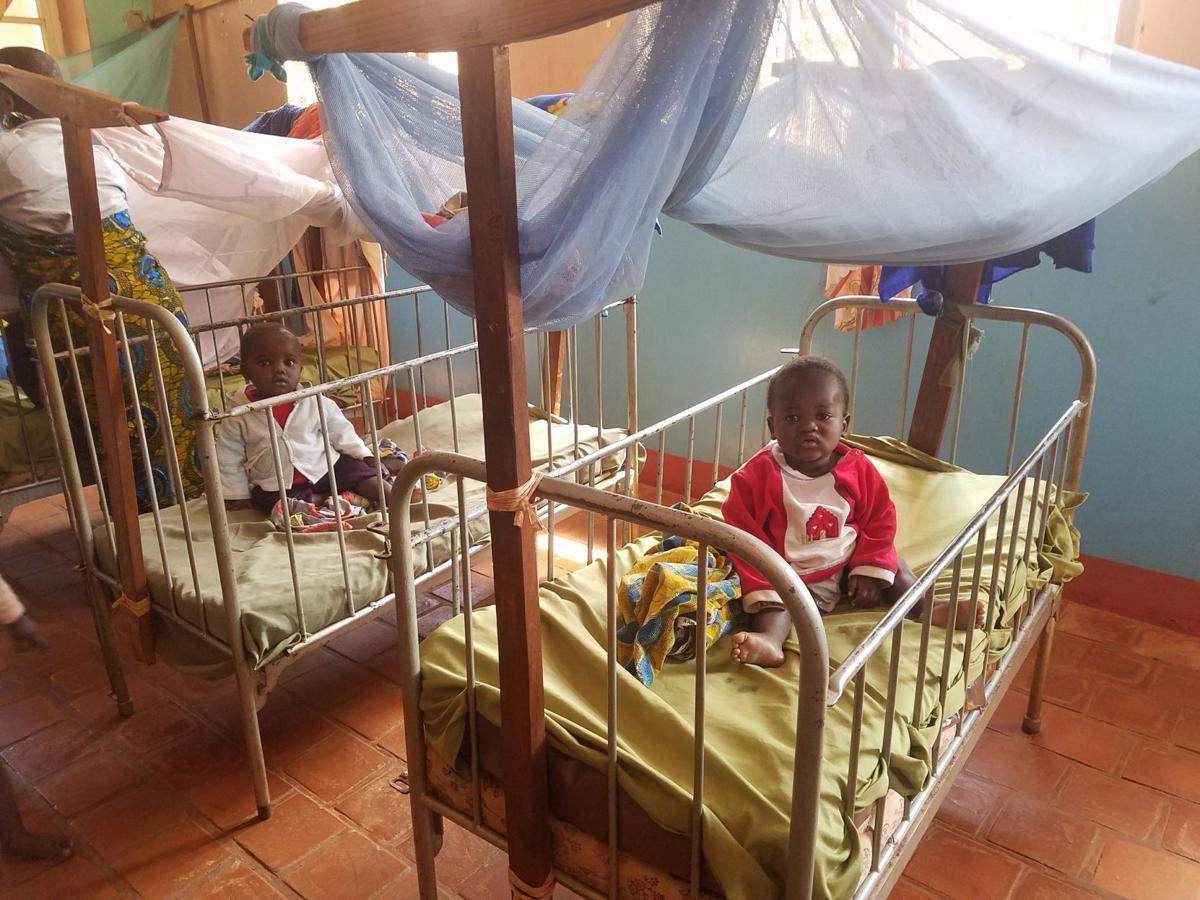 Tanzanian orphanage
