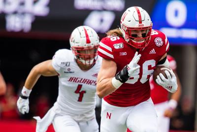 Husker Q&A: The weirdest request Jack Stoll received on social media? 'A piece of my mullet'
