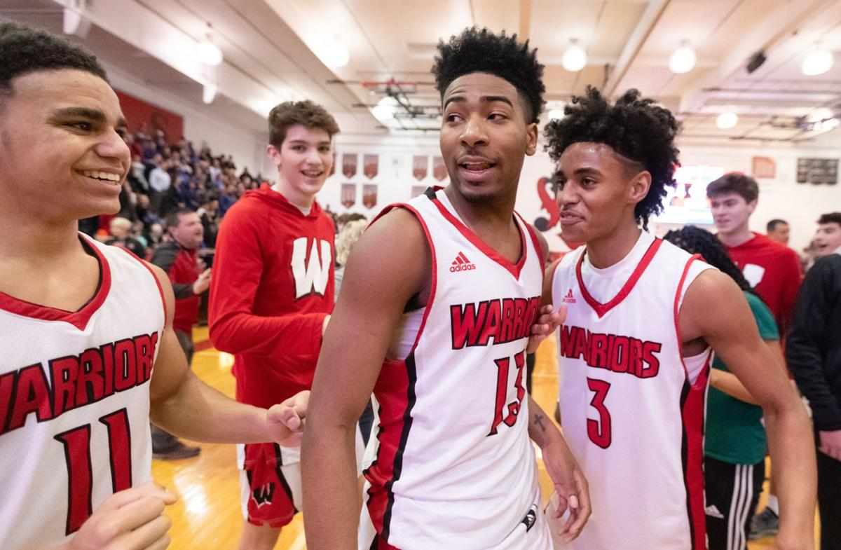 What did Westside's Carl Brown get for his birthday? A spot on 'SportsCenter' after his winning shot