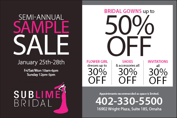 Event // Sample Sale