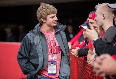Husker walk-on Luke Reimer turned down South Dakota State to challenge himself at Nebraska
