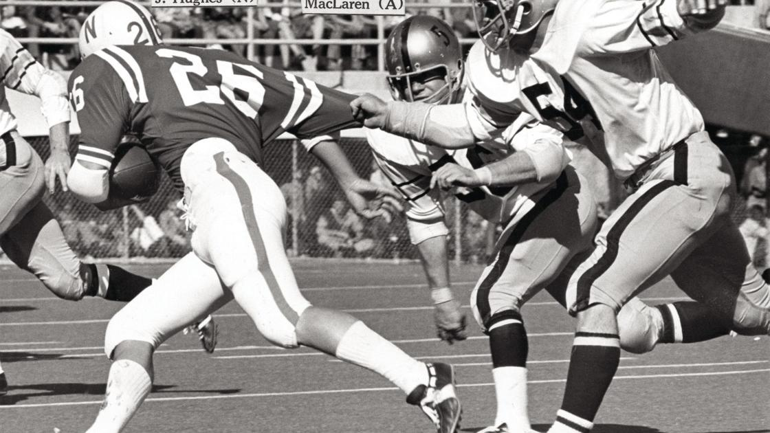 Army couldn't find the right quarterback to battle the 1970 Husker defense