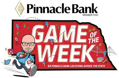 Pinnacle Bank Game of the Week football logo