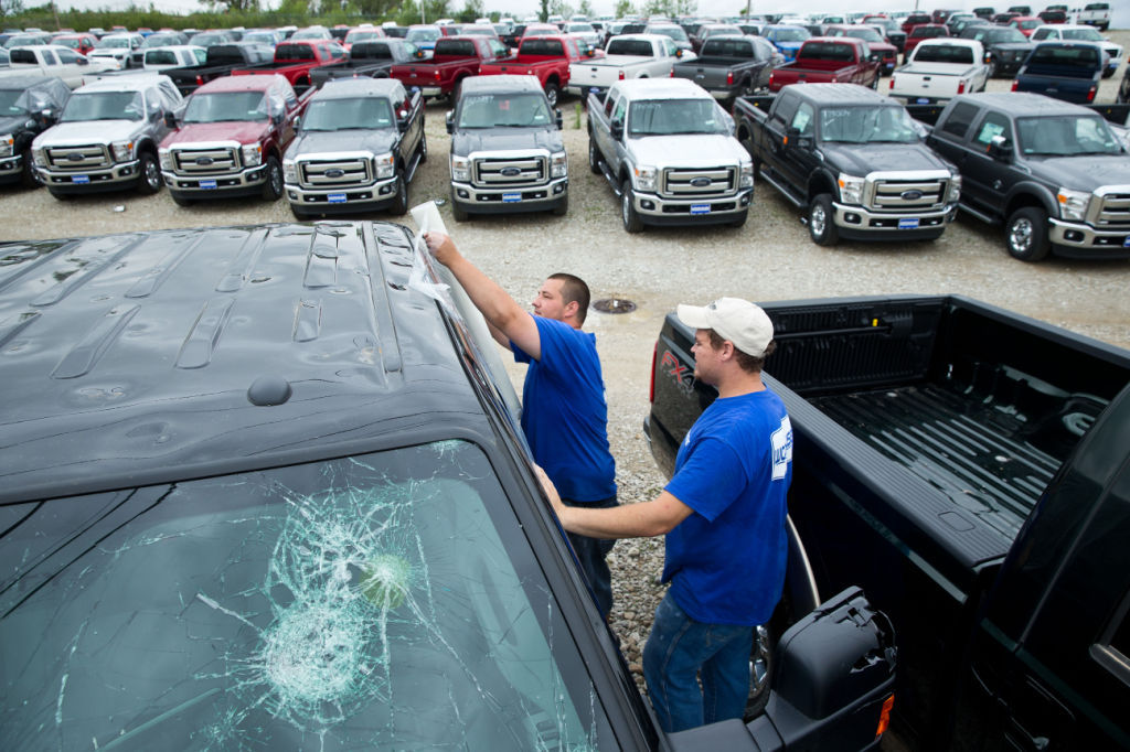 Woodhouse Hail Damage >> Woodhouse Damage Omaha Com