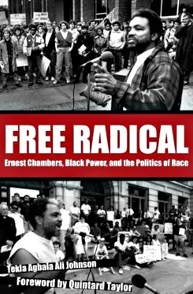 Omahan publishes book on Ernie Chambers' career