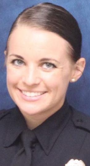 Lincoln Police Officer Taylor Murphy