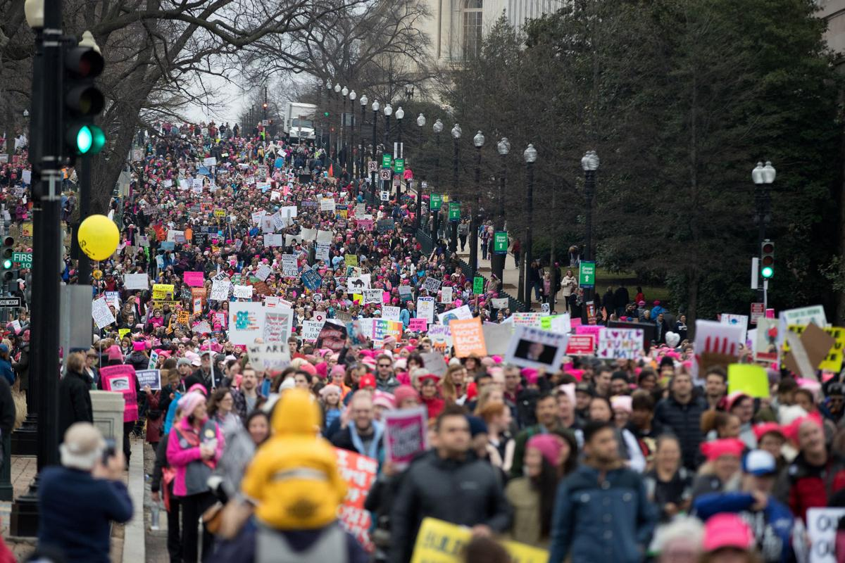 Image result for omaha women's march
