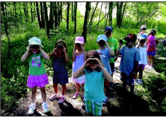Aim is to tempt more children into the outdoors