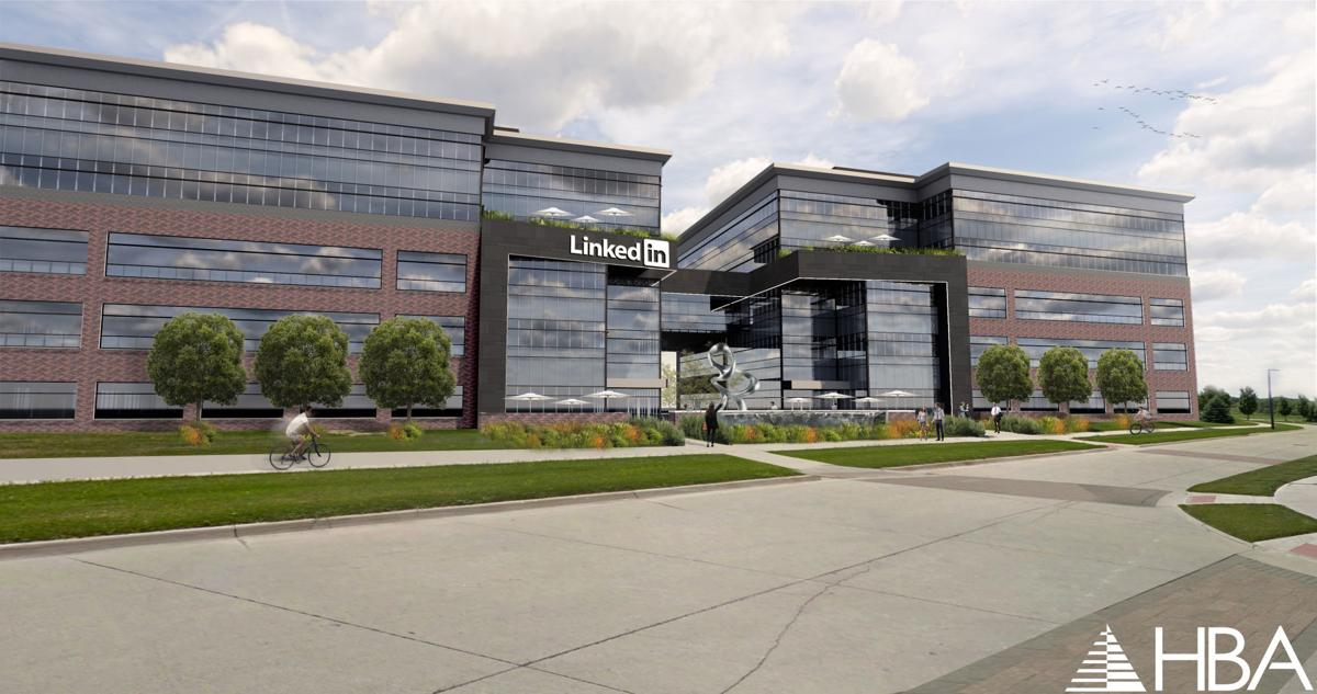 Linkedin Will Expand In Omaha Could Have 1 000 Employees At New Office Complex By 2021 Money Omaha Com