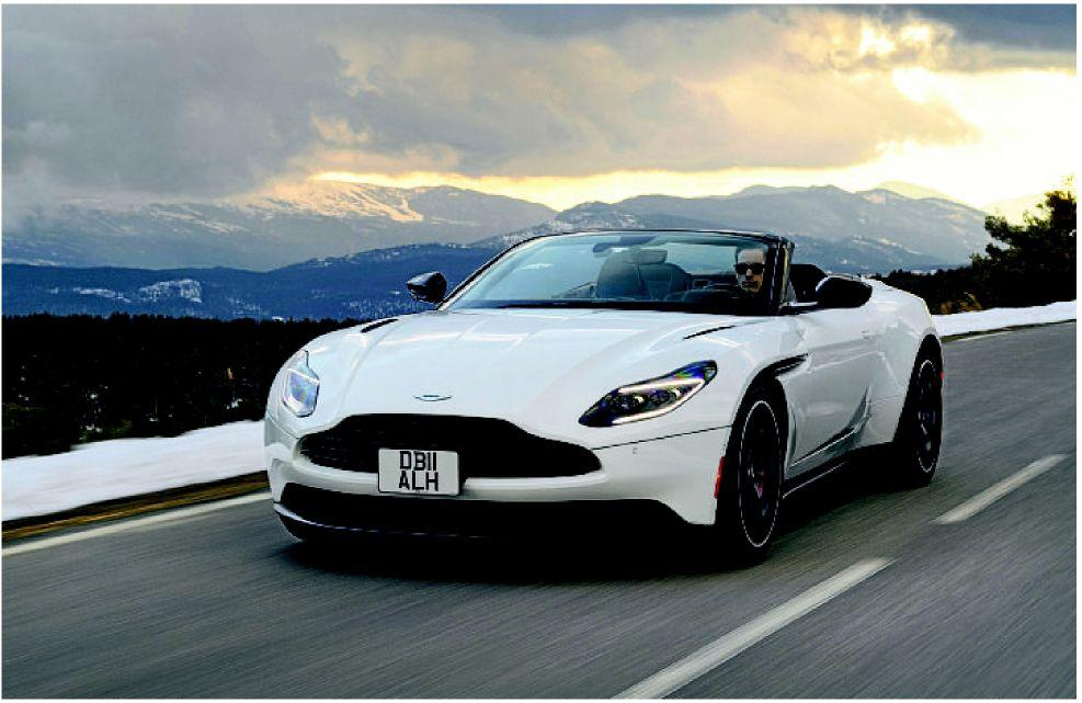 SEXIEST CARS ON THE ROAD