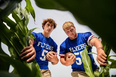 Humphrey St. Francis standouts Trevor Pfeifer and Dylan Wemhoff aiming to fulfill childhood dream