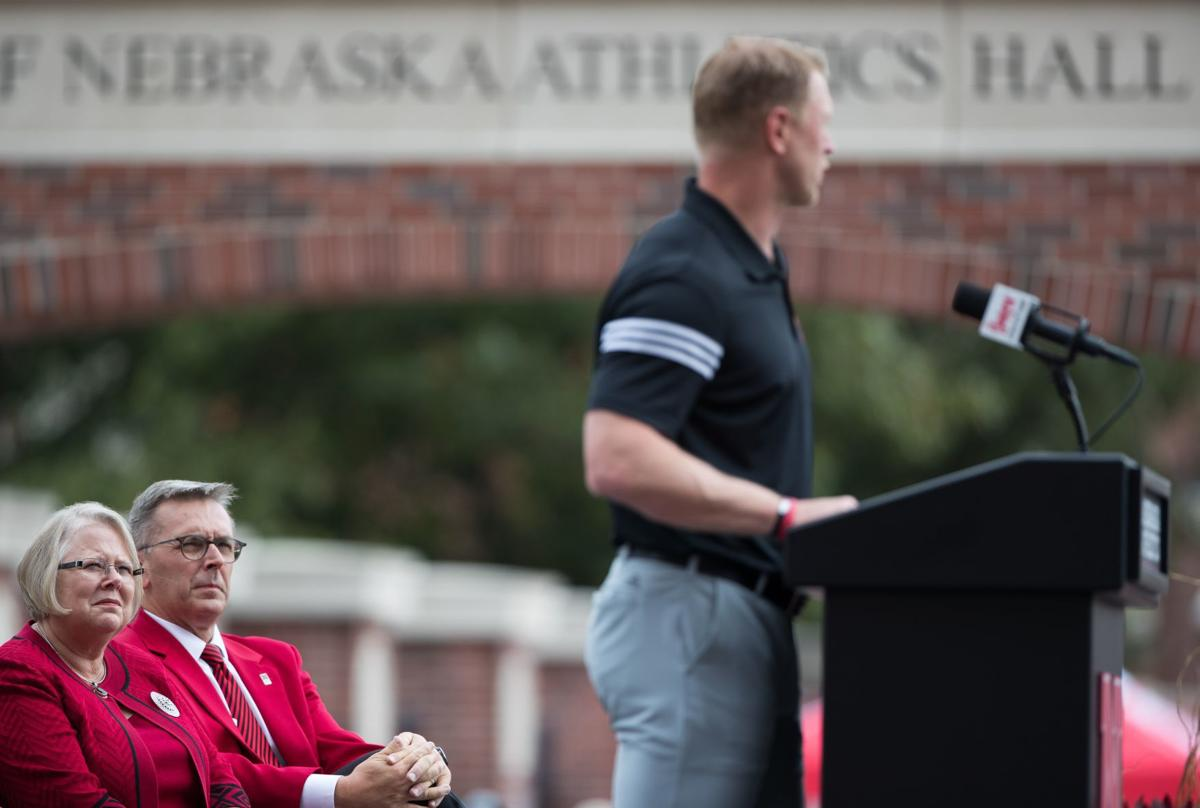 Nebraska's new $155 million football facility will cherry-pick ideas to be best, biggest