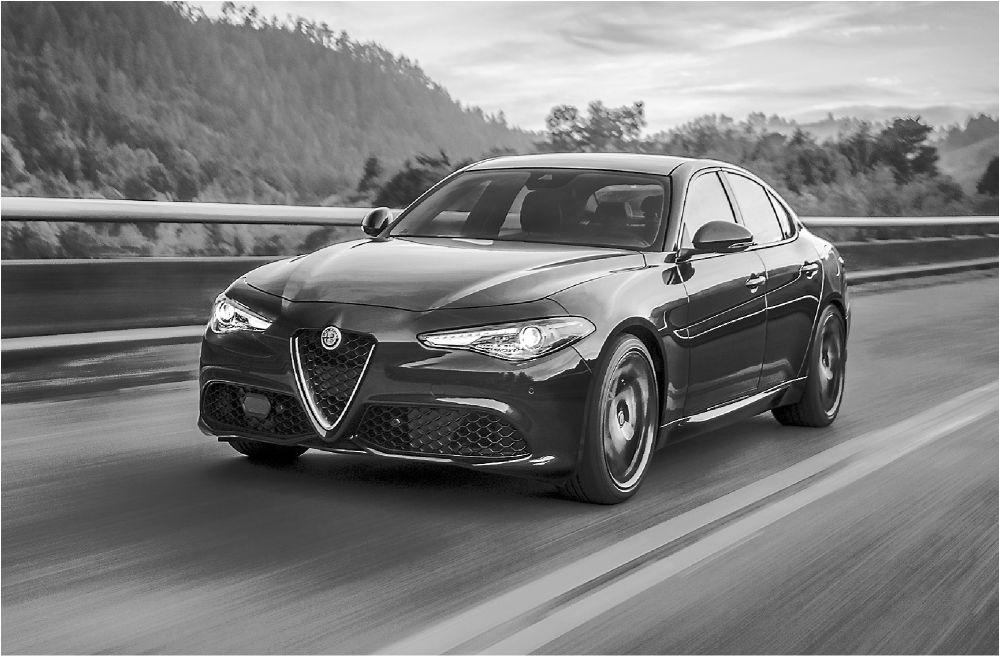 alfa romeo giulia, a sedan that stands out from the pack   articles