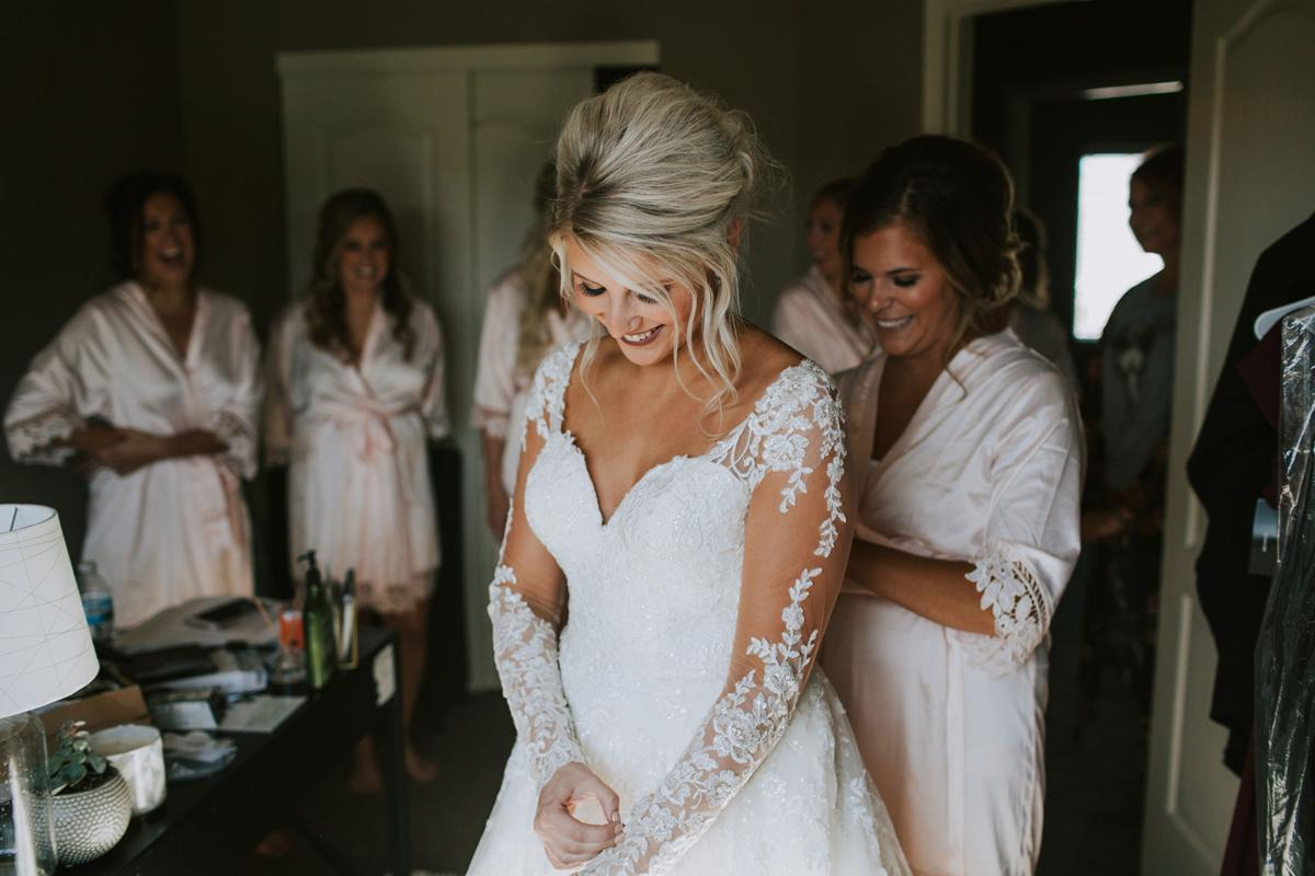 TLC for your wedding dress Why professional cleaning is a no ...